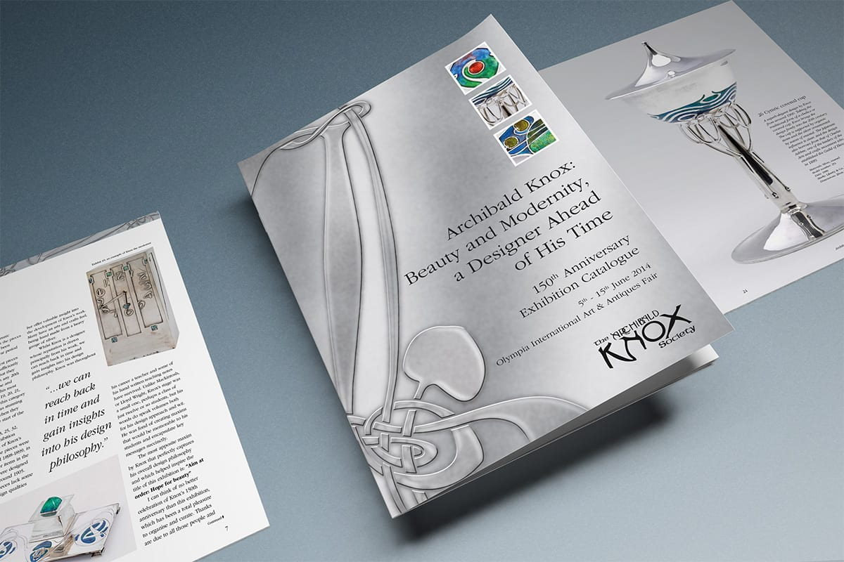 A4 Catalogue design and print Knox