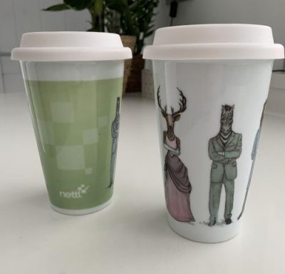 Promo Coffee Cups